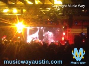 music way sxsw depeche mode 2013 show