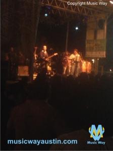 music way sxsw Pan AMericana Festival