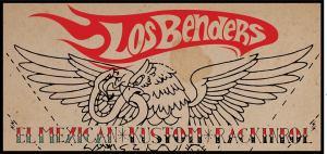 """Los Benders - """"EL MEXICAN KUSTOM RACKINROL"""" ► Album Release"""