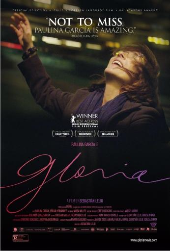 Gloria Pelicula Poster
