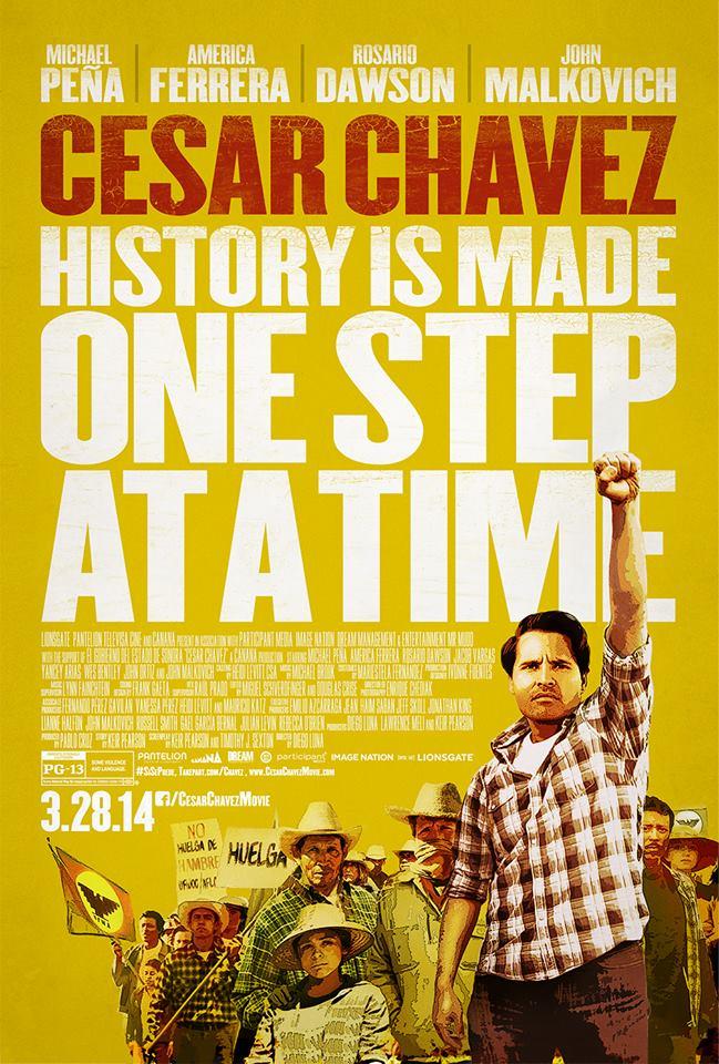Cesar Chavez 2014 Film