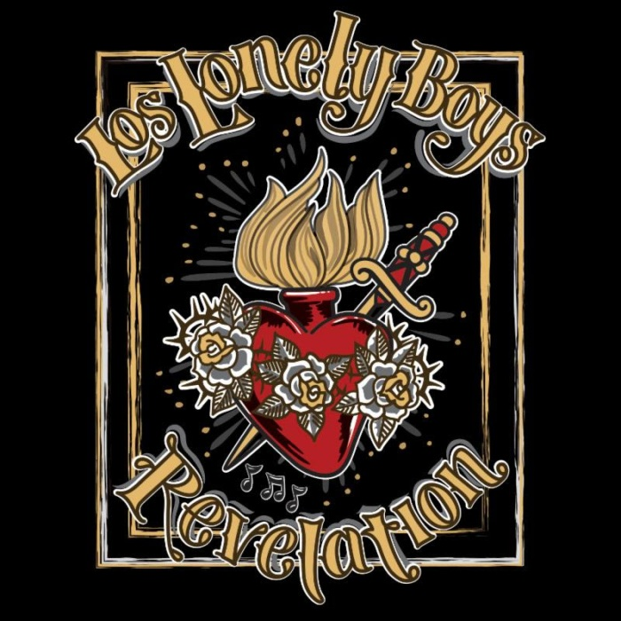 Los Lonely Boys Revelation Album