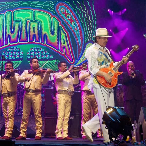 Santana Mariachi Corazon Tour