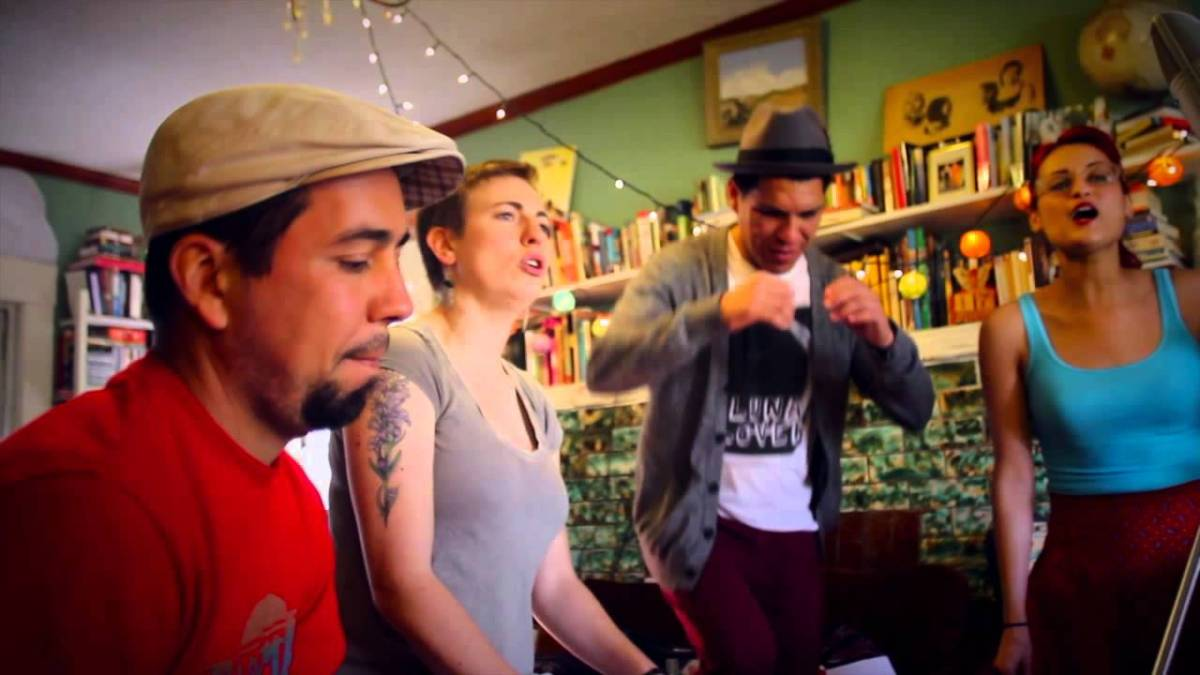 De Colores ◄ Gina Chavez, Las Cafeteras and Johanna Chase ► Video Premiere