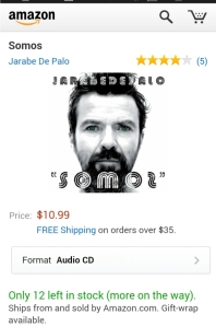 Jarabe de Palo somos amazon music way