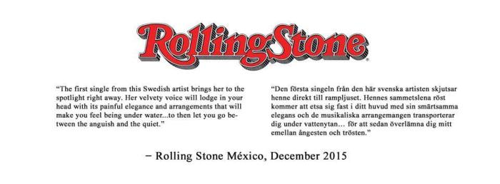 Steele Rolling Stone Mexico