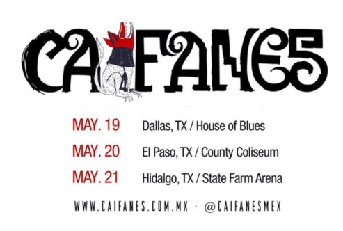 caifanes tour 2016
