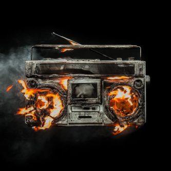 Revolution Radio / Album Cover