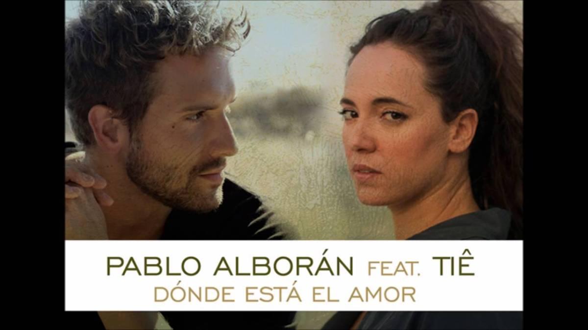 """Pablo Alborán """"Onde esta o amor"""" (Donde esta el Amor) feat Tiê"""