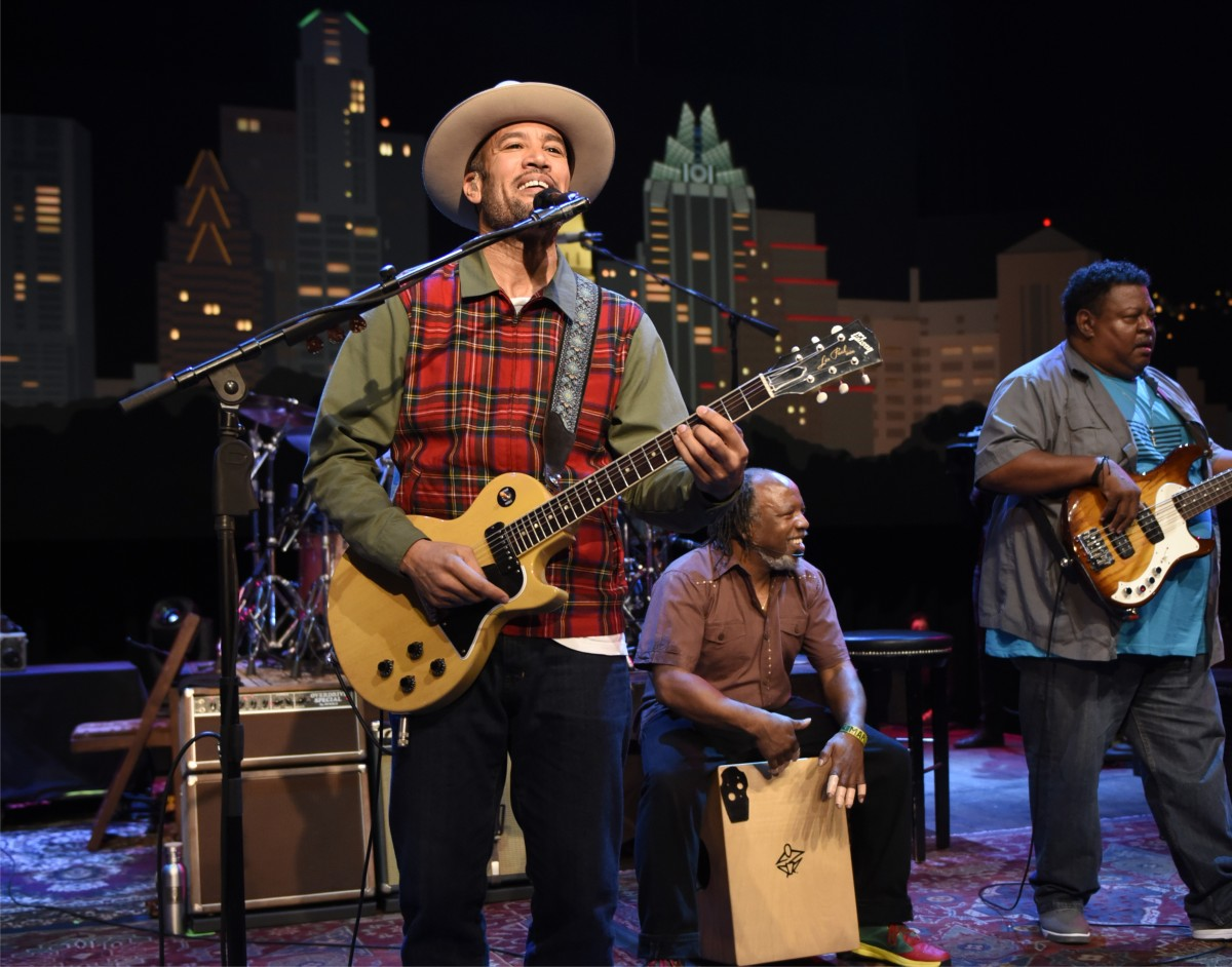 BEN HARPER & THE INNOCENT CRIMINALS ► Austin City Lmits ► ReCap