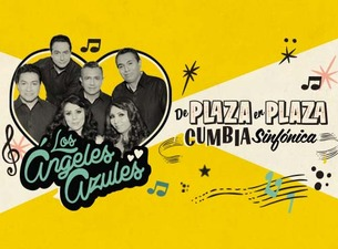 angeles azules usa tour